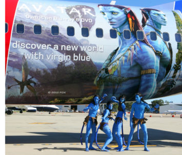 Avatar DVD Launch