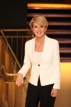 Julie Bishop - Portrait