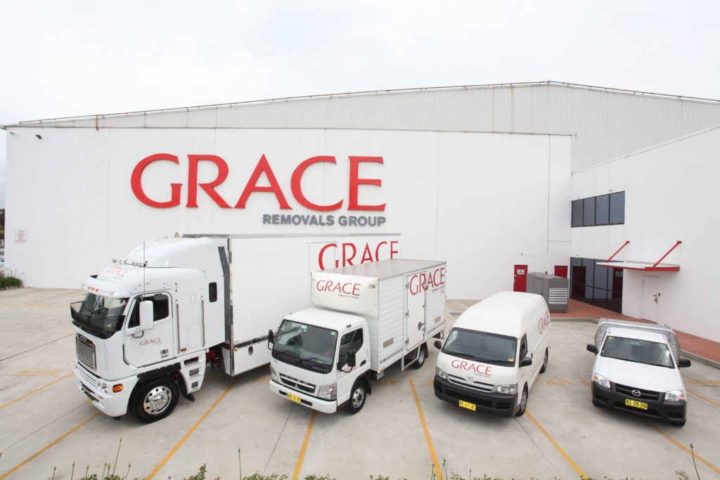 Grace Removals - Advertising