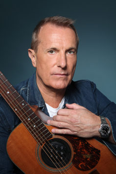 James Reyne - Portrait