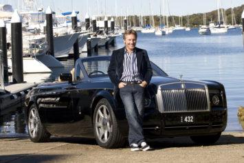 Rolls Royce Magazine Advertisement