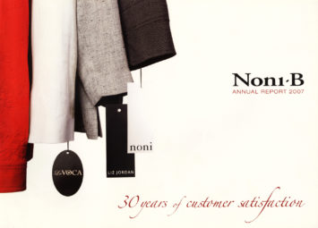 Noni-B Annual Report