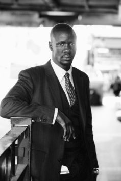 Deng Adut Portrait | Jason McCormack Photography